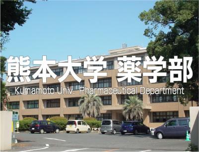 熊本大学 薬学部